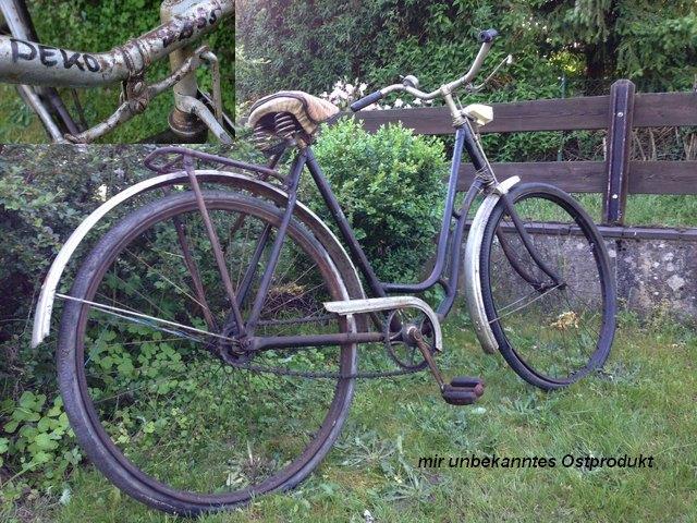 Verkauf zur selbstrevision instandsetzungen von alten - Gartendeko fahrrad ...